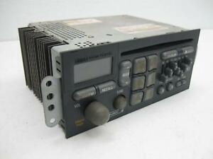 98 03 Pontiac Grand Am Fm Radio Stereo Cd Player Equalizer Delco 09380152