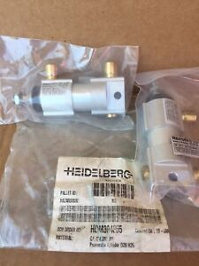Original Heidelberg Air Cylinder G4 334 002 01 From Germany