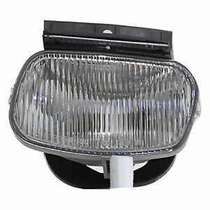 Fits For 1998 1999 2000 Ford Ranger Fog Lights Left Driver Yl5z15200ab