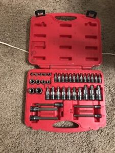 Matco Tools Combination Torx Hex Socket Bit Driver Set With Case Free Shipping