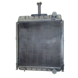 84524c93 Radiator For Case Ih Tractor 656 544