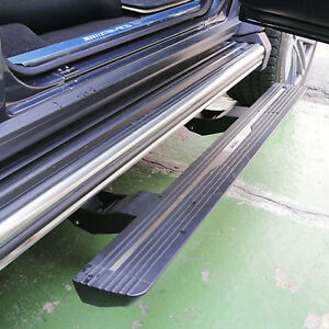 Power Electric Auto Running Board Nerf Bar Side Step For Mercedes Benz G Class