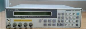 Hp 4263b Lcr Meter 100hz To100khz