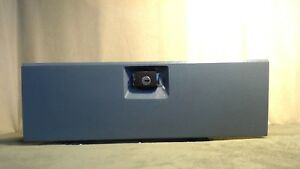 1981 Ford Fairmont Futura 2 Door Glove Box Blue With Hinge And Lock