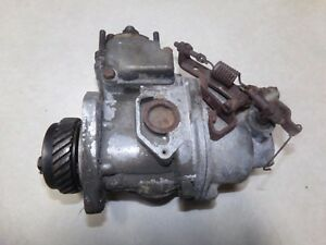 Oliver 88 Diesel Tractor Injection Pump