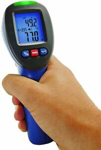 Tramex Irt2dp Infrared Surface Thermometer