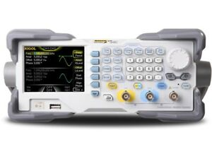 Rigol Dg1022z 25 Mhz Arbitrary Function Generator With Second Channel