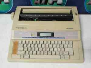 Smith Corona Wordsmith Typewriter Ka 13 Portable Digital Ribbon Word Processor