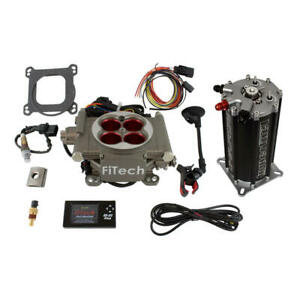Fitech Fuel Injection System 36003 Go Street Efi Regulated G Surge Master Kit