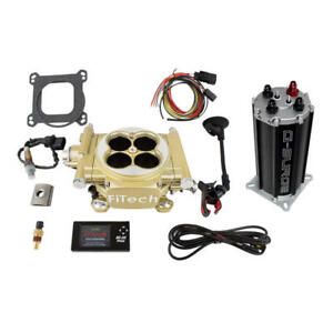Fitech Fuel Injection System Kit 33005 Easy Street Efi G surge Tank 600 Hp