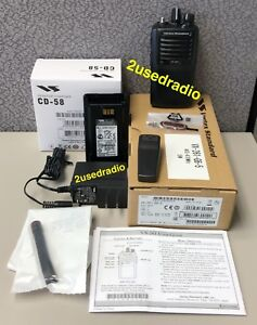Vertex Vx 261 g6 5 Ac128u002 vx Uhf 403 470 Portable Two way Radio