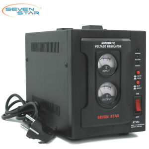 Automatic Voltage Regulator Step Up down Atvr 500 1000 1500 2000 Watts 110 240v