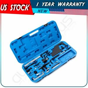 Ford Mazda 2 0 2 3 Twin Cam Turbo L3 L3k9 Vvt Engine Timing Locking Tool Set Kit