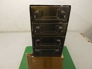 Upright Freezer Drawer Racks For 2 Boxes Ufd 542 New Old Stock