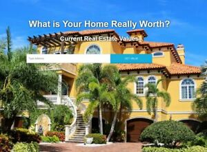 Turnkey Website Ideal For Realtors Or Loan Mortgage Brokers To Generate Leads