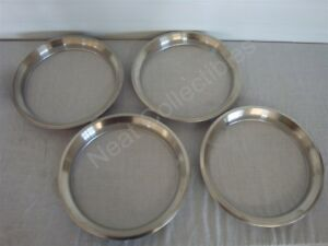 Nos Oem Set Of 4 Buick Regal Century Lesabre Chevrolet Celebrity 14 Trim Ring