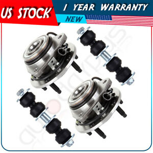For 97 05 Chevrolet Blazer Suspension Sway Bar Link Front Wheel Hub