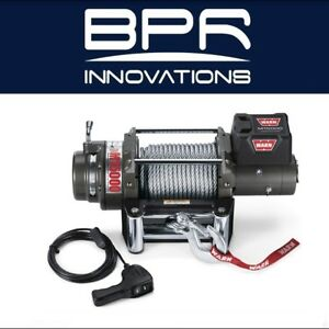 Warn Industries Heavy Weight Series Winch M15000 15 000lbs 47801