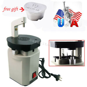 Usa 7800rpm Dental Laser Pindex Drill Machine Pin System Duplicating Flasks A