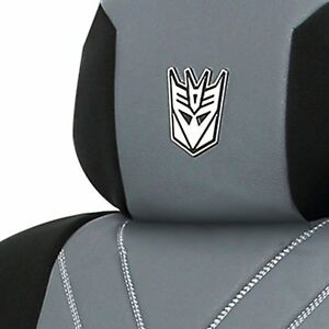 Seat Cover Transformers Decepticons Universal Design Durable Breathable Comforta