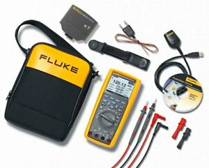 Fluke 289 fvf ir3000 289 Multimeter With Software And Wireless Connectivity Kit