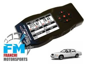 Sct X4 7015 Tuner Programmer For 1996 2011 Ford Crown Victoria 4 6 Engine