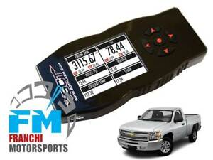 Sct X4 7416 Tuner Programmer For 1999 2016 Chevrolet Silverado 1500 With 5 3