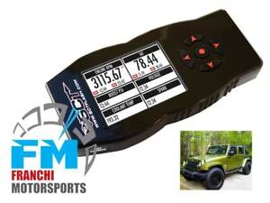 Sct X4 7215 Tuner Programmer For 2011 Jeep Wrangler Jk With 3 8 Engine