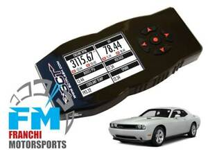 Sct X4 7215 Tuner Programmer For 2011 To 2014 Dodge Challenger With 6 4 Engine