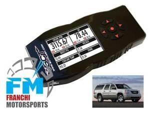 Sct X4 7416 Tuner Programmer For 2007 2009 Gmc Yukon Suv With The 6 0 Engine