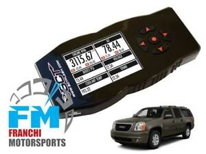 Sct X4 7416 Tuner Programmer For 2000 2013 Gmc Yukon Suv With The 4 8 Engine