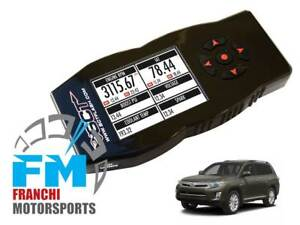 Sct X4 7416 Tuner Programmer For 2001 2013 Chevrolet Tahoe With 4 8 Engine