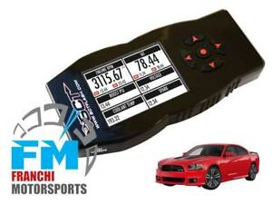 Sct X4 7215 Tuner Programmer For 2012 To 2013 Dodge Charger With 6 4 Engine