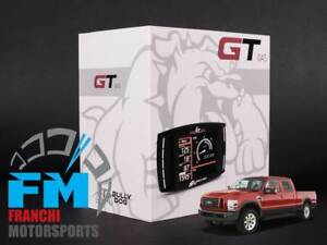 Bully Dog Gt 40417 Tuner Programmer For 2005 2010 Ford F 250 With 6 8 Engine