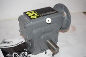 Winsmith Speed Reducer 930mdn Ratio 100 1 Torq 1160 In Lbs 56c New