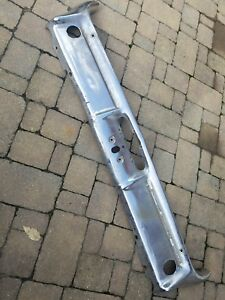 1962 62 Rear Bumper Pontiac Bonneville Catalina Grand Prix Ventura Star Chief
