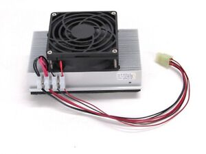 Tellurex Sl1210 Thermoelectric Cold Plate Plug and play 12vdc 10 amp