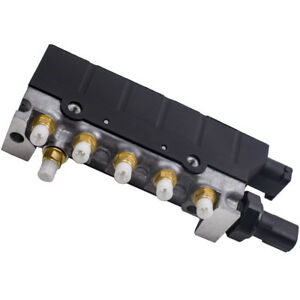 Air Suspension Valve Block For Benz W220 S350 S430 S500 S600 S55 S65 Airmatic
