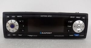 Vintage Classic Blaupunkt Daytona Mp53 Car Stereo Cd Aux Radio