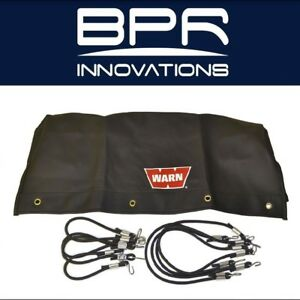 Warn Industries Soft Winch Cover 18250