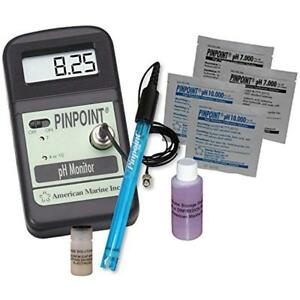 Pinpoint Ph Meter Kit Lab Grade Portable Bench Meter Kit For Easy