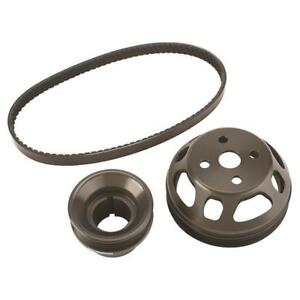 Speedway 2 3 Ford Underdrive Water Pump Pulley Set