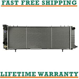 Radiator For 91 01 Jeep Cherokee Comanche 2 5l 4 0l Free Shipping Direct Fit