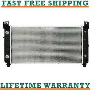 Radiator 99 09 11 14 For Chevy 1500 Suburban Tahoe Escalade 34 Core 5 3l 6 0l