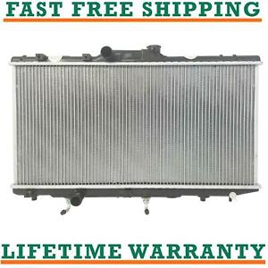 Radiator For 93 97 Toyota Corolla Geo Prizm 1 6l 1 8l Free Shipping Direct Fit
