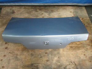 Jdm 97 01 Honda Prelude Bb6 Bb8 Oem Rear Trunk Deck Lid 5th Gen