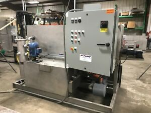 Industrial Parts Washer 14 Belt Heated Wash Heated Blow off