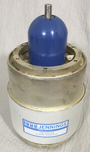 Jennings Technology Cvhp 650 55s Vacuum Variable Capacitor 30 650 Pf 55 Kv