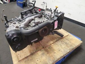 99 03 Jdm Subaru Ej20 2 0l Turbo Long Block Engine Non Avcs Replacement For Wrx