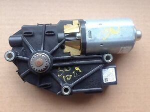 2008 Lincoln Navigator Ford Expedition Sunroof Motor Used Oem Tested Good